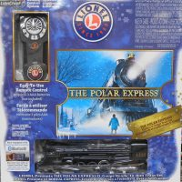 polar express toy